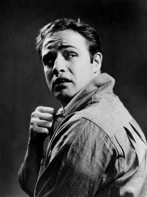"""Marlon Brando starred in the 1954 Academy Award-winning drama """"On the Waterfront,"""" which received 12 Oscar nominations and won eight."""
