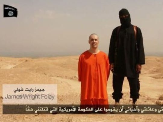 Video shows apparent beheading