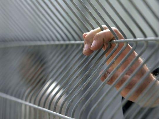 Prison bars 042414
