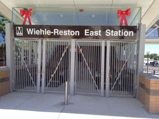 Wiehle-Reston stop
