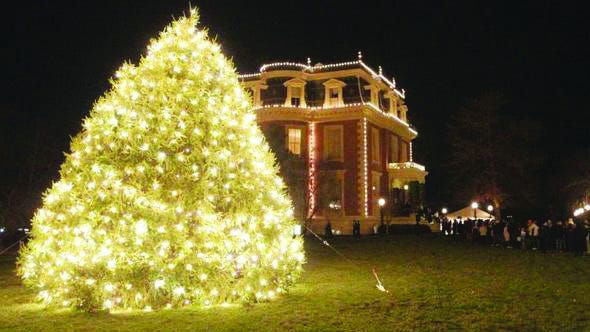 Have a large evergreen that needs to be removed? Donate it to the Missouri Department of Conservation for use as a Christmas tree outside the governor's mansion. All entries must be submitted by Oct 11.