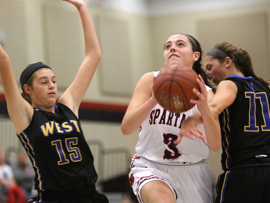Brookfield East-New Berlin West girls basketball-5