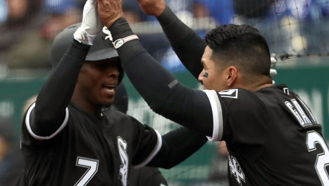 The White Sox tied a record with six home runs on Opening Day.