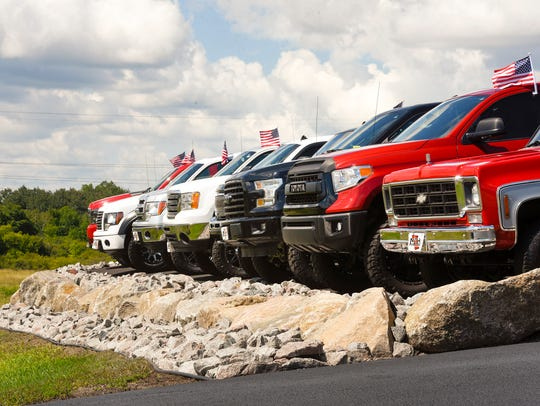 Minnesota Truck Headquarters has trucks in all price