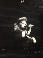 1987: Gloria Estefan and the Miami Sound Machine at