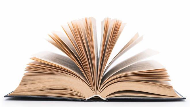 File Illustration - Open book