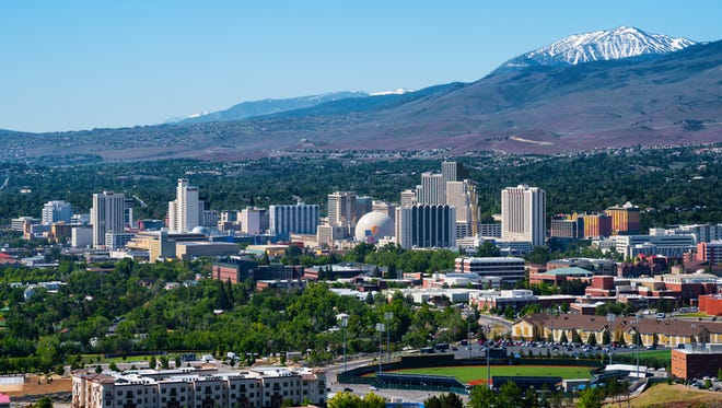 An analysis by Porch.com named Reno among the best mid-size cities to move to after college.