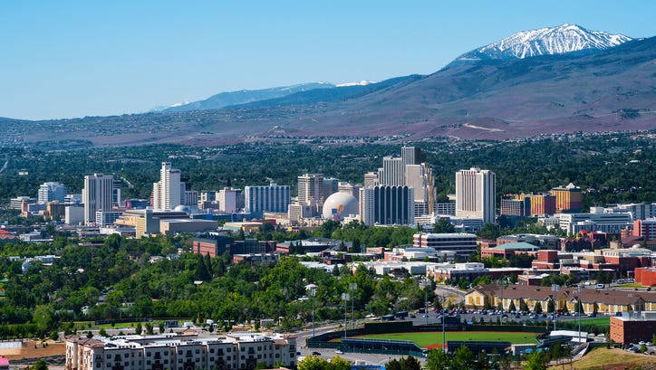Reno among top mid-size cities for best places to move ...