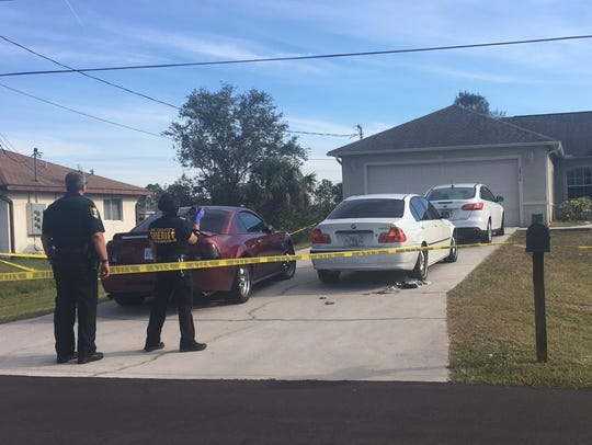 The Lee County Sheriff's Office was called to investigate a double homicide in Lehigh Acres.