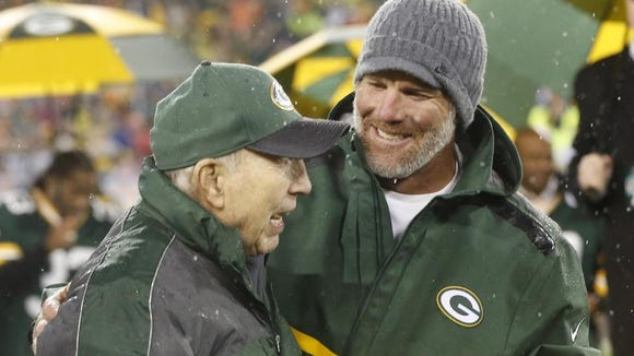 Bart Starr has 152 fewer touchdown passes than Brett Favre, but is he the most underrated player in NFL history.