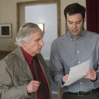 Bill Hader's 'Barry' is a hitman who really wants to act