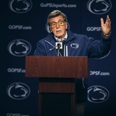 HBO's 'Paterno' reignites Penn State football death penalty debate, Jerry Sandusky scandal