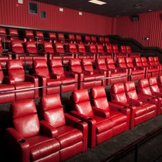 Put your feet up: Bay Park Cinema converting all 16 auditoriums to recliner seating