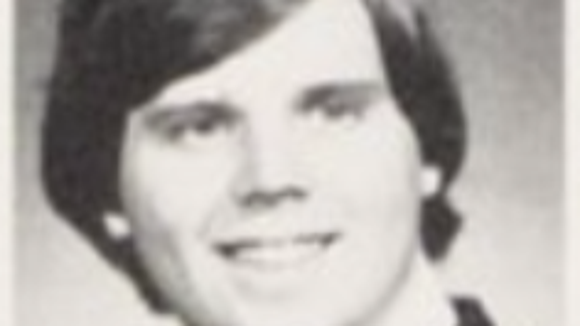 Doug Jones, shown here in the 1976 Corolla, the University of Alabama's yearbook.