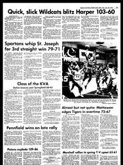 Battle Creek Sports History: Week of Jan. 19, 1977