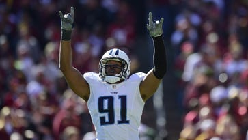 Titans eyeing linebackers at NFL Combine