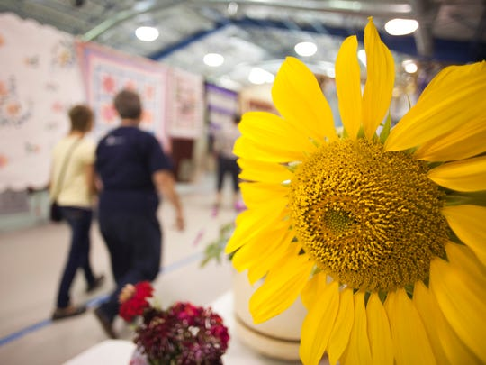 The Fair Building will be filled with hand-crafted goods and goodies. Visitors will see the best quilts, saddles, canned goods and produce that Iron County has to offer. Fine art, photography and much more will be on display.