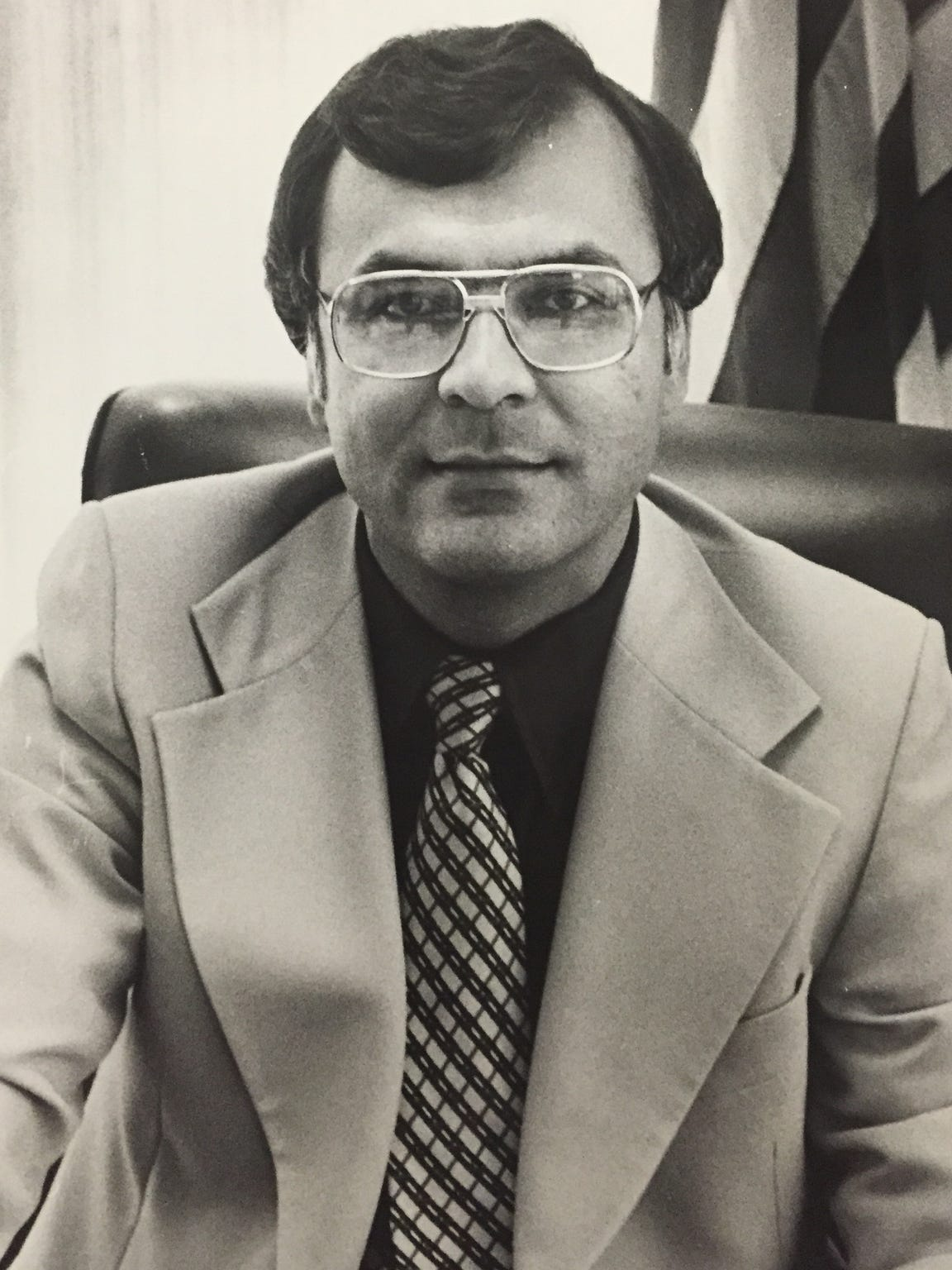 Former DEA Agent Phil Jordan in the 1970s.