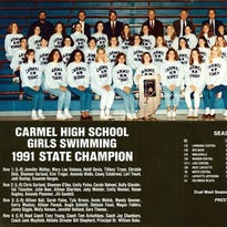 Carmel girls state championship teams through the years