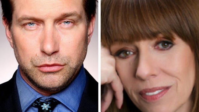 Stephen Baldwin and Mackenzie Phillips