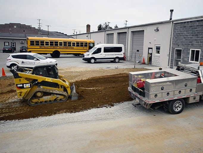 Reliance Student Transportation is expanding its building