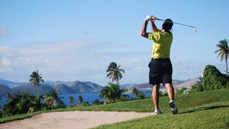 Nevis is home to the Robert Trent Jones II golf course at the Four Seasons Resort Nevis.