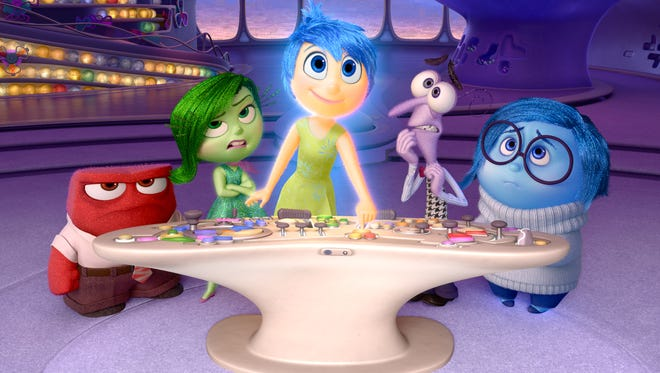 "Catch the Disney Pixar film ""Inside Out""  at Movies in the Park on Aug. 6 at Riverfront Park in downtown Salem. The film also will show July 21 for the River's Edge Summer Series in Independence."
