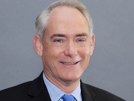Dr. Joel Hendryx, new chief medical officer at University