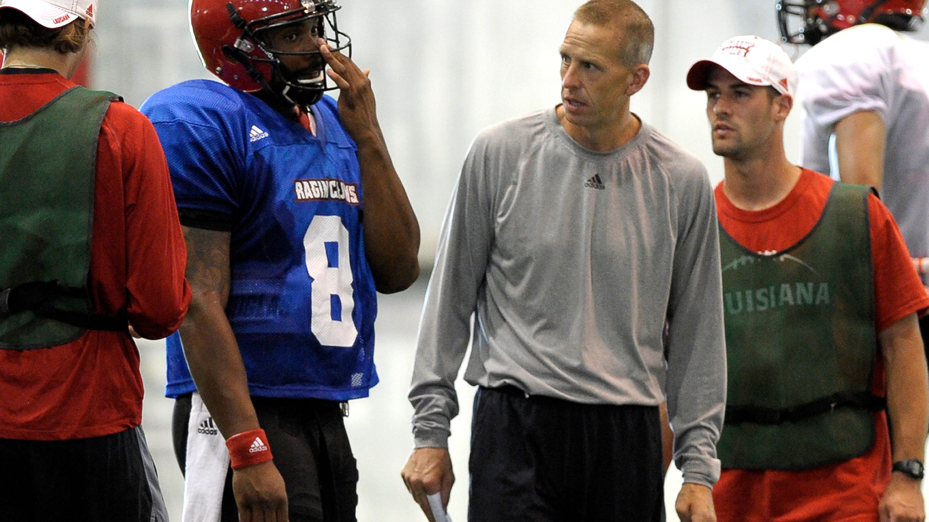 Ul Offensive Assistant Football Coaches To Receive Raises