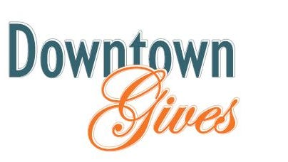 Downtown Gives logo