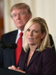U.S. Homeland Security Secretary Kirstjen Nielsen this week terminated Temporary Protected Status for Salvadoran natives who entered the country after deadly earthquakes struck the Central American nation in 2001.