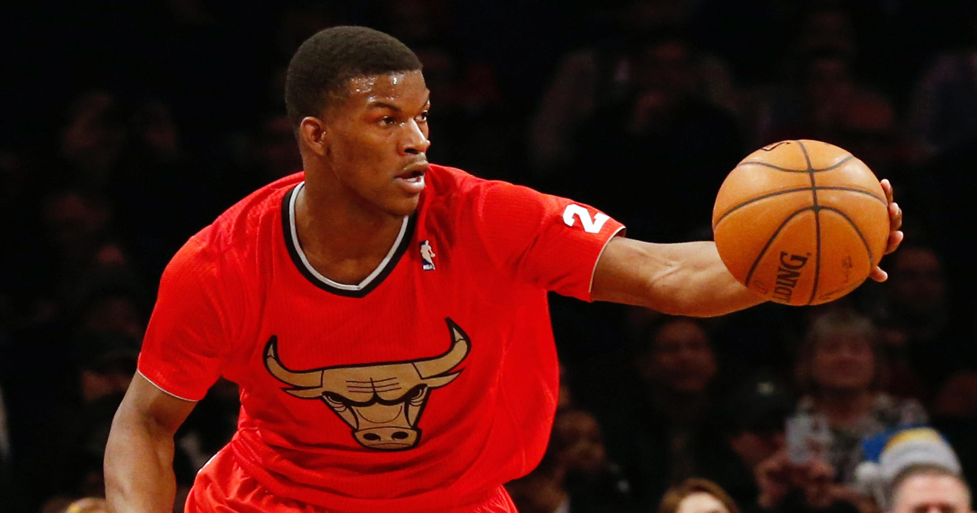 89b6be74048 Bulls open NBA Christmas schedule with rout of Nets