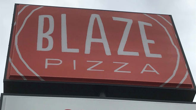 Quickly spreading across the country, Blaze Pizza is now in about 40 states.