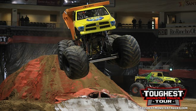 Save $5 on tickets to Monster Truck.