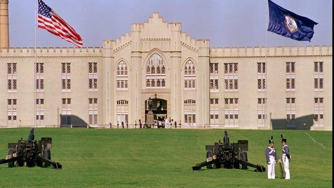 Virginia Military Institute in Lexington