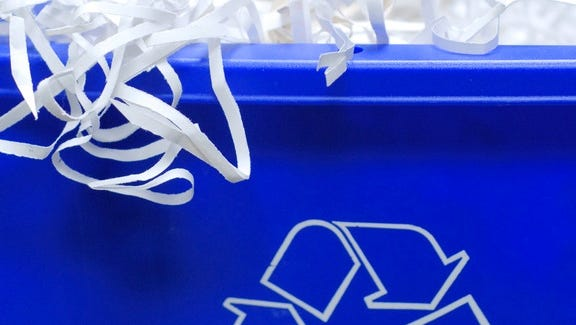 Free mobile paper-shredding event for personal documents will be conducted Sept. 14 in Linden.