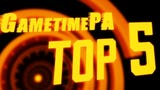 Check out last week's top five plays around GameTimePA.com.