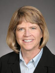 Gretchen Tegeler is president of the Taxpayers Association