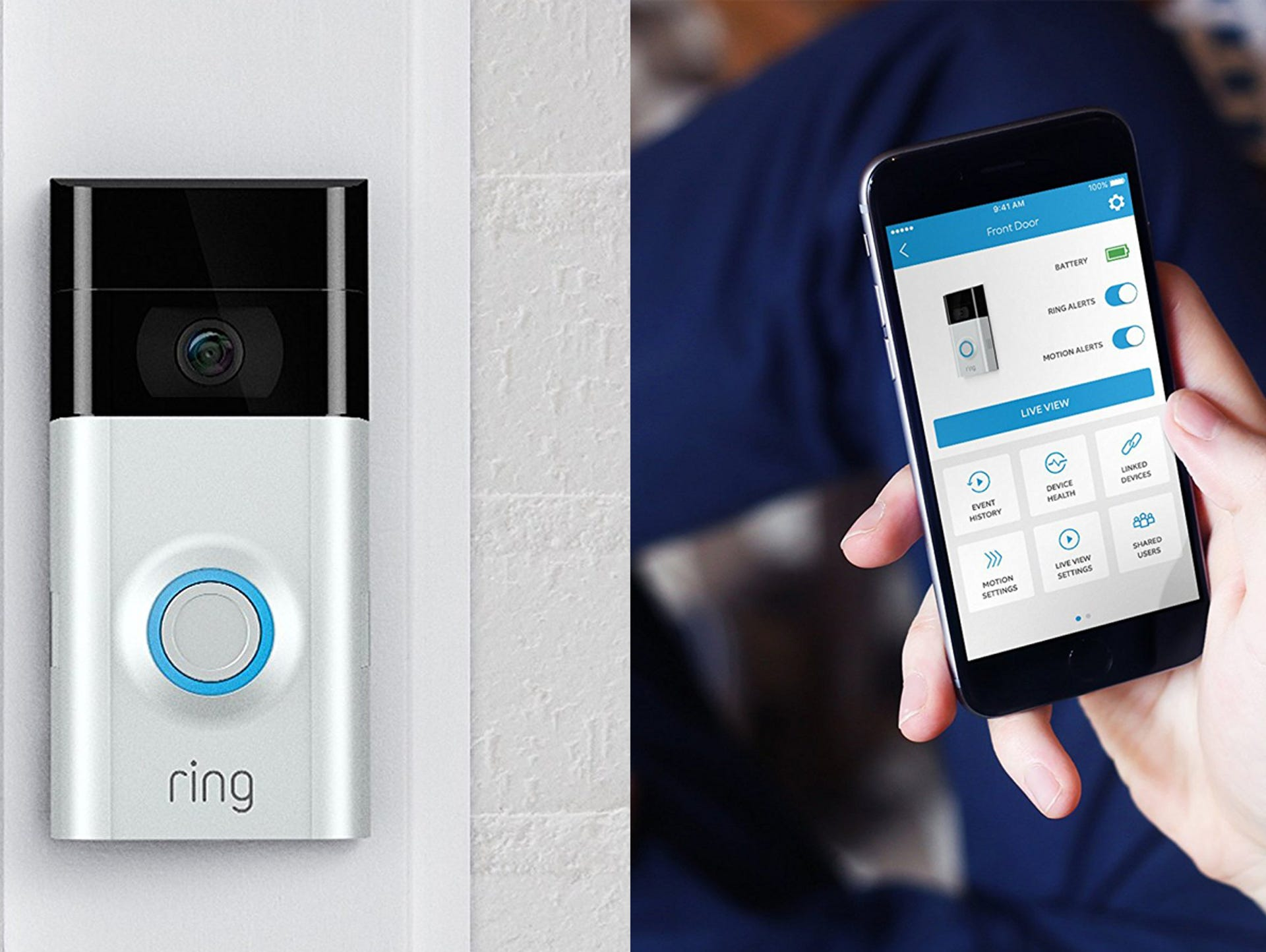 Amazon's Smart Home products, from Ring to Eero