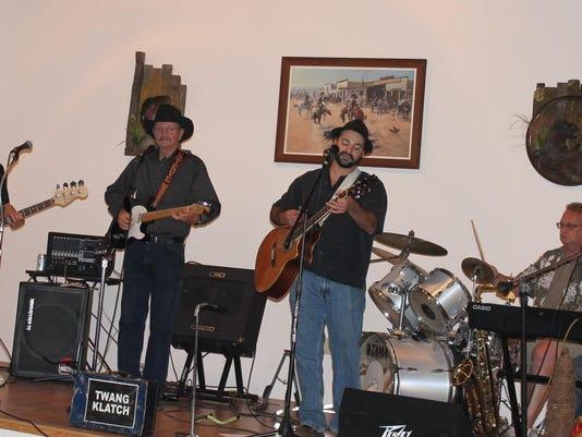 2 Charlie Denison Band