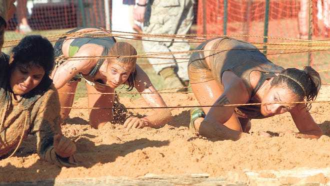 The Goodwill Mud Run presented by St. Francis Sports Medicine was held at SC-TAC Saturday, April 12, 2014.