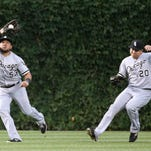 Sale loses in White Sox return, Chapman saves Cubs' 3-1 win.