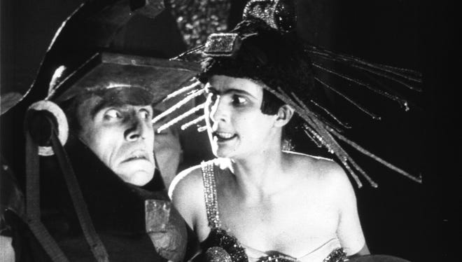 """""""Aelita: Queen of Mars"""" was one of the first science fiction films in 1924. A live score for the silent movie will be performed Thursday at Cornell Cinema."""