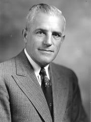 George Friedrich, cir. 1950.