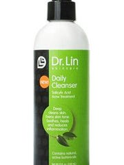 Teens and adults alike can use Dr. Lin's Cleanser to control oily skin on steamy days.