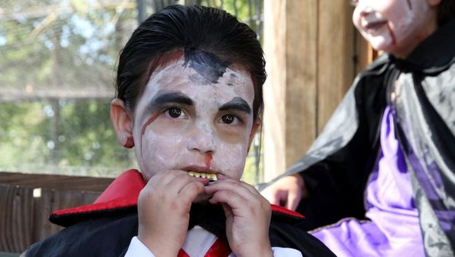 Boo at the Zoo will be held Saturday, rain or shine.
