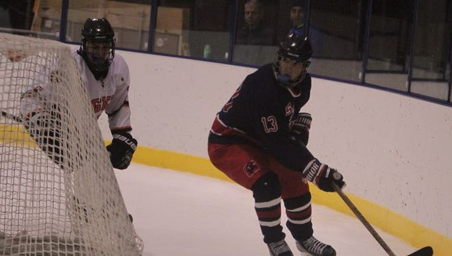 Stepinac is hoping to contend for a CHSHL B Division title.