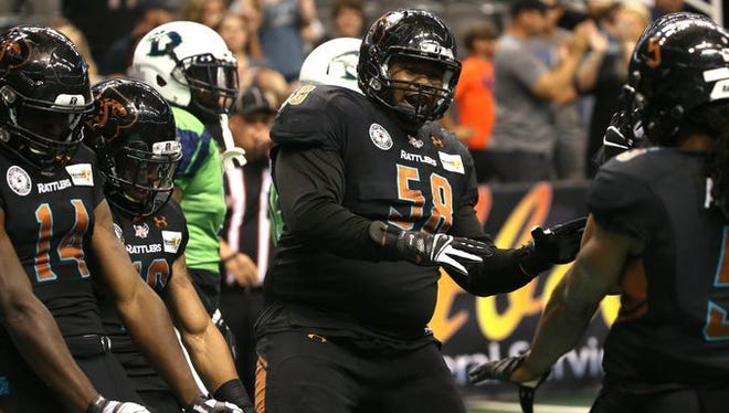 The Arizona Rattlers have won nine in a row in their first season as members of the IFL.