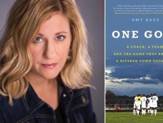 """Amy Bass is the author of """"One Goal"""""""