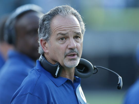 Chuck Pagano's seat has gone from warm to searing hot.